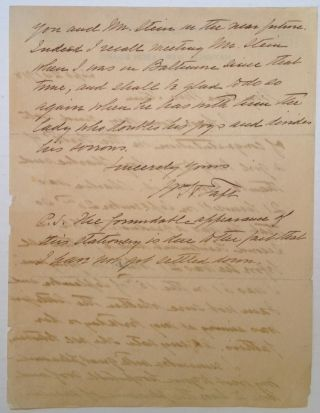 "Autographed Letter Signed on ""National War Labor Board"" Letterhead"