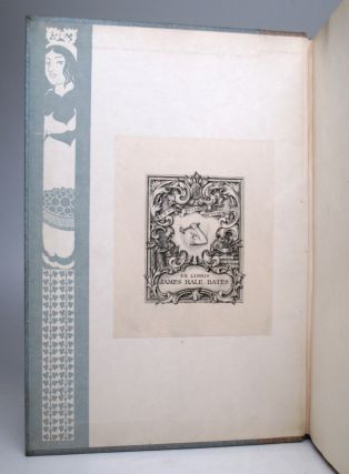 Fringilla, Or, Tales in Verse; With Sundry Decorative Picturings by Will H. Bradley.
