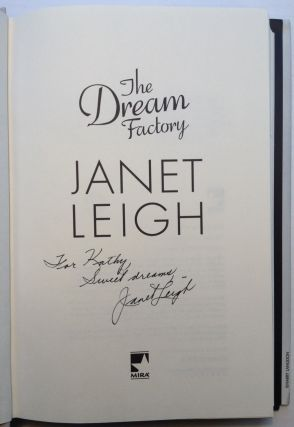 The Dream Factory. Janet LEIGH