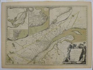 A New Map of the Province Of Quebec, according According to the Royal Proclamation, of the 7th of...