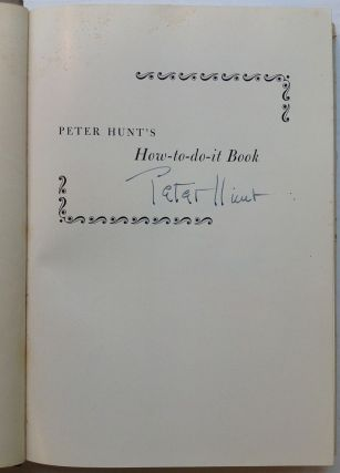 Peter Hunt's How-to-do-it Book