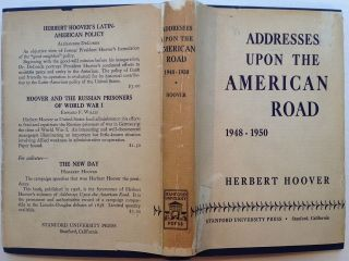 Addresses Upon the American Road, 1948-1950