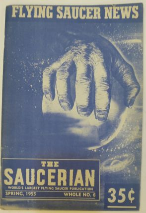 The Saucerian. Vol. 3, No. 2. Gray BARKER, ed.