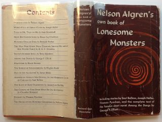 Nelson Algren's own book of Lonesome Monsters