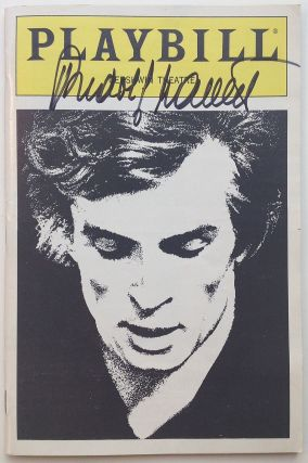 "Signed Playbill -- ""Nureyev and Friends"" Rudolf NUREYEV, 1938 - 1993."