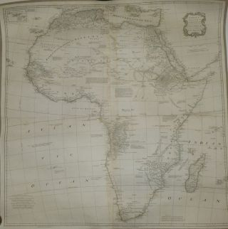 Africa Performed by the Sr. Danville Under the Patronage of the Duke of Orleans. BOLTON Mr