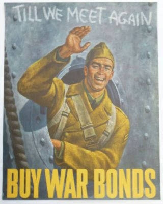 Till We Meet Again: Buy War Bonds. Joseph HIRSCH