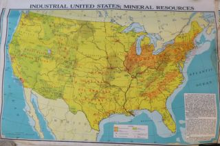 Industrial United States; Mineral Resources. Donald G. BOUMA.