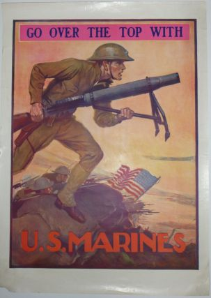 Go Over The Top With U.S. Marines. John A. COUGHLIN.