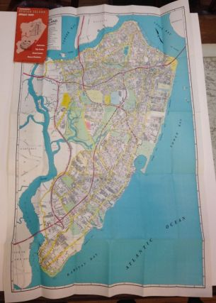 New York Staten Island (Richmond County). INC GEOGRAPHIA MAP CO