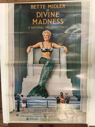 Divine Madness: A National Treasure Chest Movie Poster