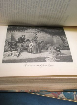 The Life and Works of Charlotte Bronte and Her Sisters.