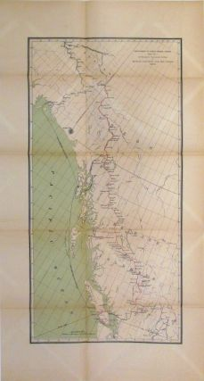 The Canadian Government Telegraphs; Report on the Canadian Government Telegraph lines, compiled up to 1st April, 1904, and maps of the different Sections or Systems