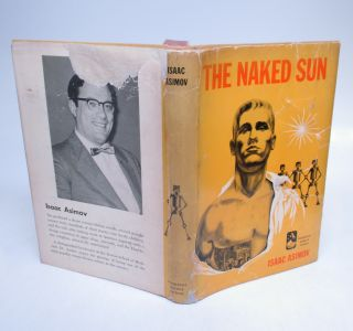 The Naked Sun. Isaac ASIMOV.