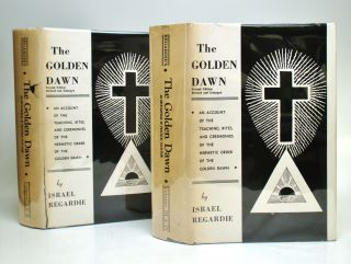The Golden Dawn. An Account of the Teachings, Rites and Ceremonies of the Order of the Golden Dawn. Israel REGARDIE.