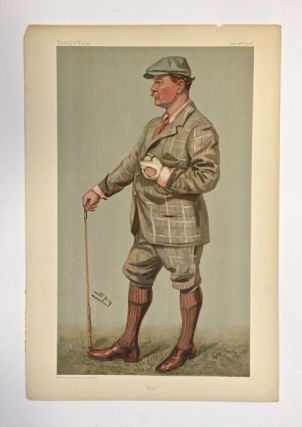 "Men of the Day. No. 883. ""Muir."" Mr. Samuel Mure Fergusson. VANITY FAIR"