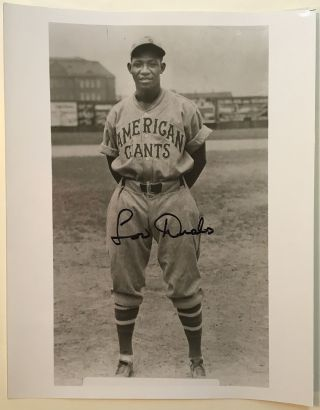 Signed Photograph. Lou DIALS, 1904 - 1994.