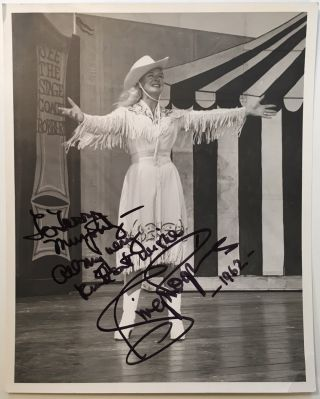 Inscribed Photograph. Ginger ROGERS, 1911 - 1995