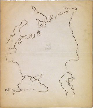 European Russia. ANONYMOUS, Manuscript map.