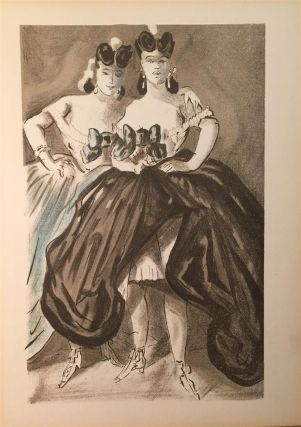 """[COLOR LITHOGRAPHS] Guy's """"Two Portraits"""" Part II"""