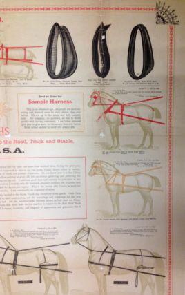 J. H. Birch. Light Carriages, Harness and Sleighs