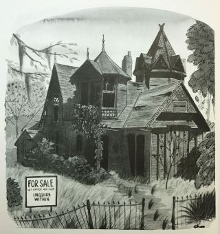 Homebodies. Charles ADDAMS.
