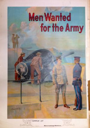 Men Wanted For The Army. Michael P. WHELAM
