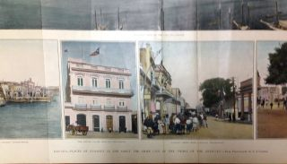 """Havana - Places of Interest In and Around the Chief City - """"The Pearl of the Antilles"""""""