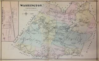 Washington Township. A. H. WALKER