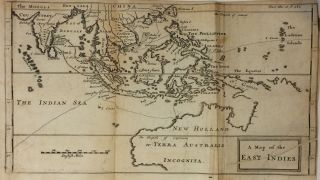 A Map of the East Indies. Herman MOLL