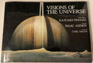 Visions of the Universe. Isaac ASIMOV.