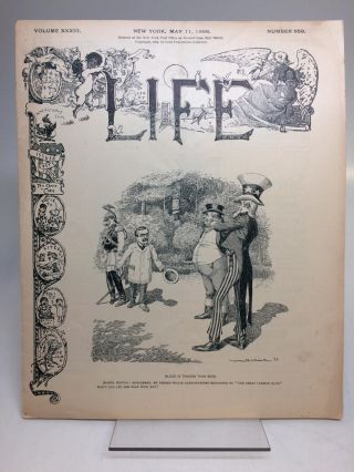 Life [May 11, 1899]. ANONYMOUS