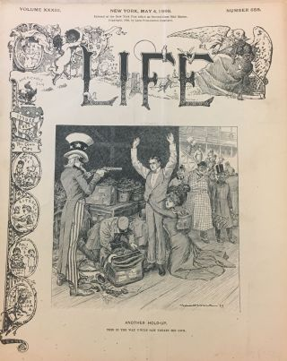 Life [May 4, 1899]. ANONYMOUS