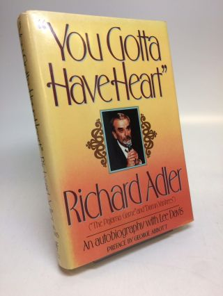 You Gotta Have Heart. Richard ADLER.