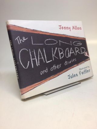 The Long Chalkboard and Other Stories. Jenny ALLEN.
