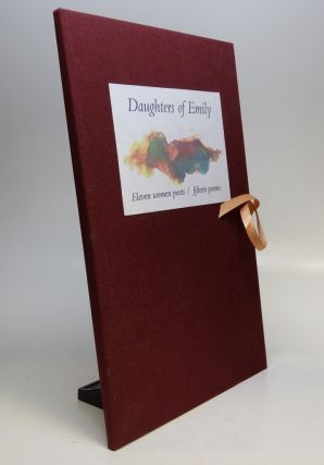 Daughters of Emily: Eleven Women Poets / Fifteen Poems. ANTHOLOGY