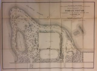 Revised Preliminary Plan of Wood Island Park in Adjustment to the Recently Enlarged Area....
