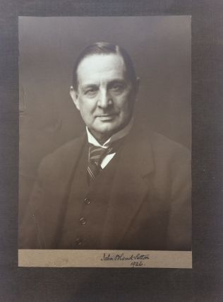 Signed Photograph. John BLAND-SUTTON, Sir
