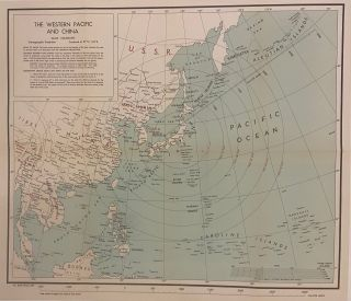 The Western Pacific and China. Paul Hibbert CLYDE
