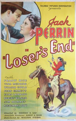 Loser's End. M R. LITHOGRAPHY COMPANY
