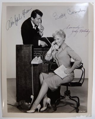 Signed Publicity Still. Judy HOLLIDAY.
