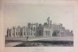 Eaton Hall. North East View. William WESTALL