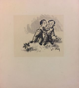 Untitled Original Drawing]. William STEIG