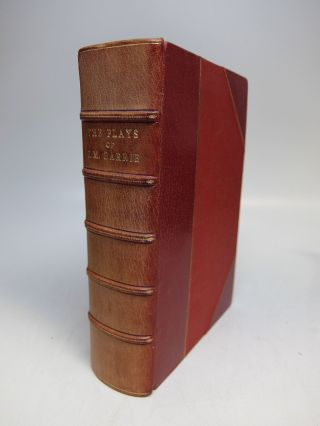 The Plays of J.M. Barrie In One Volume (Includes Peter Pan). J. M. BARRIE