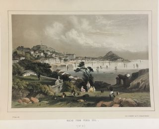 Macao from Penna Hill. (No. 2). Wilhelm HEINE, SARONY, CO