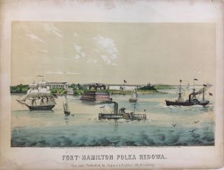 Fort Hamilton Polka Redowa. G. W. ACKERMAN, William DRESSLER