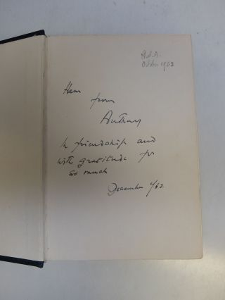 The Memoirs of Anthony Eden Earl of Avon Facing the Dictators 1923-1938