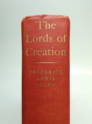 The Lords of Creation.