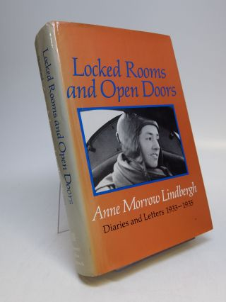 Locked Rooms and Open Doors; Diaries and Letters 1933-1935. Anne Morrow LINDBERGH