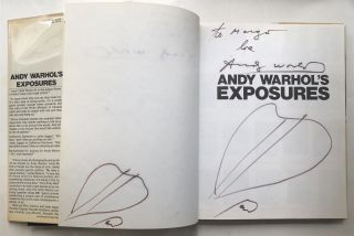 Andy Warhol's Exposures. Andy WARHOL, Bob COLACELLO